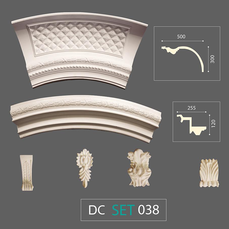 DC SET-038