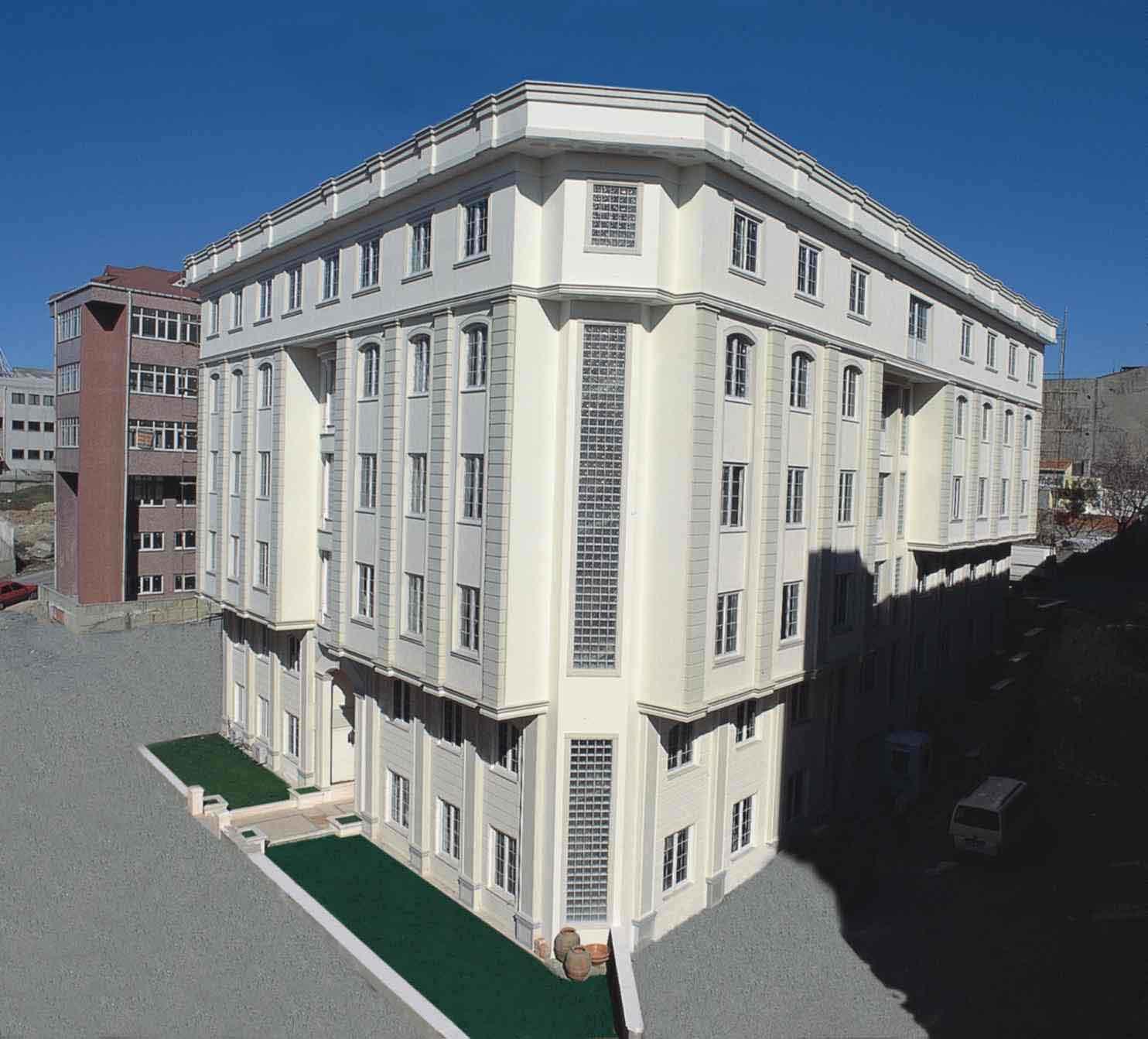 Empaş Yönetim Binası