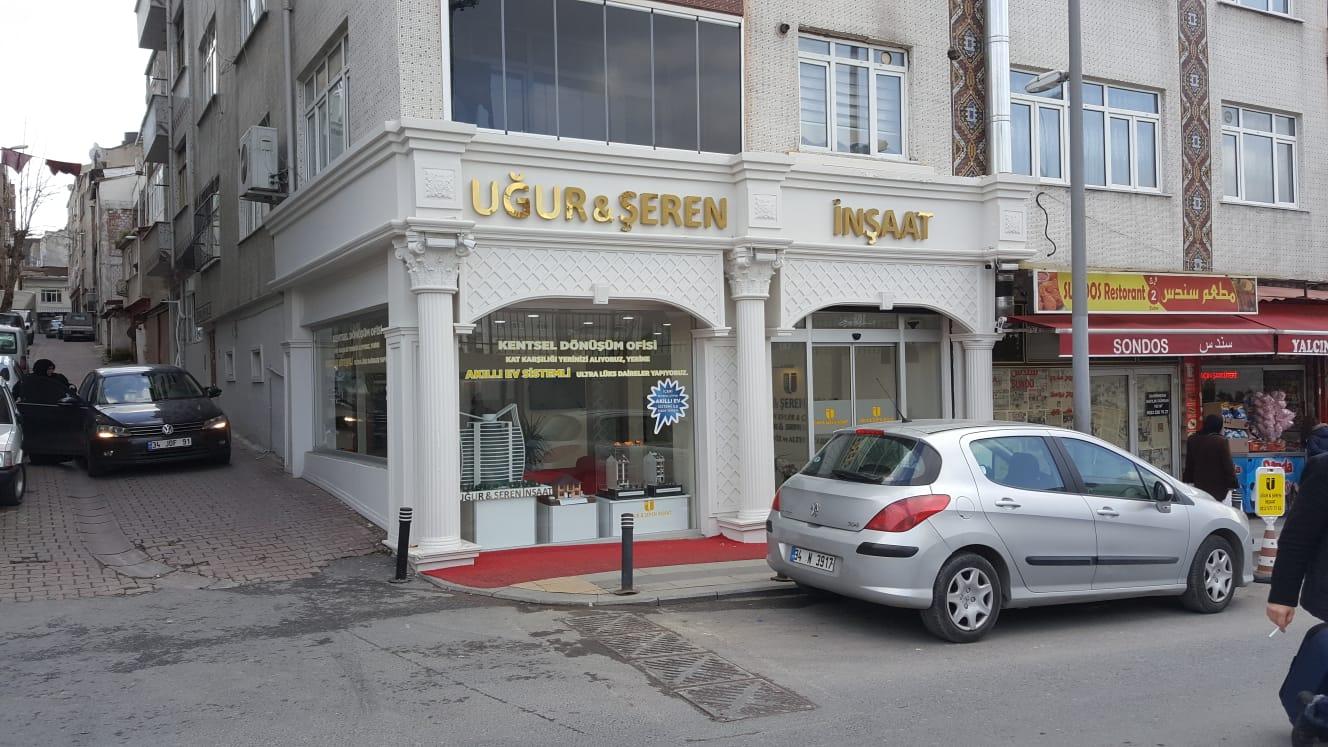 Bayrampaşa Dükkan Cephesi