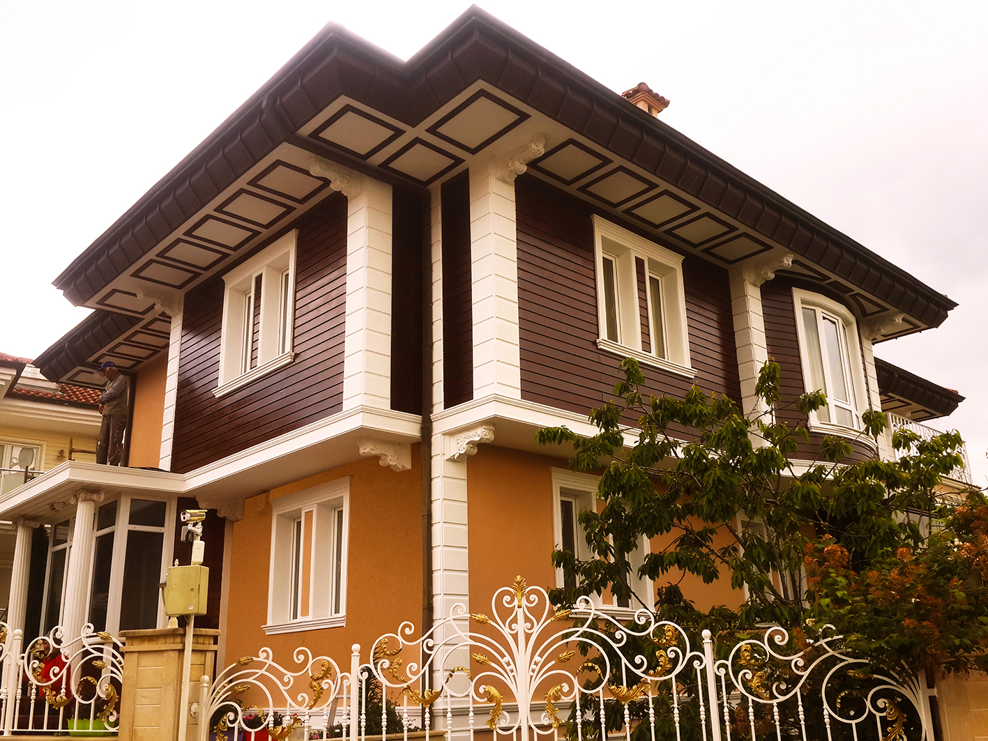 Villa Ravza Evleri Göktürk