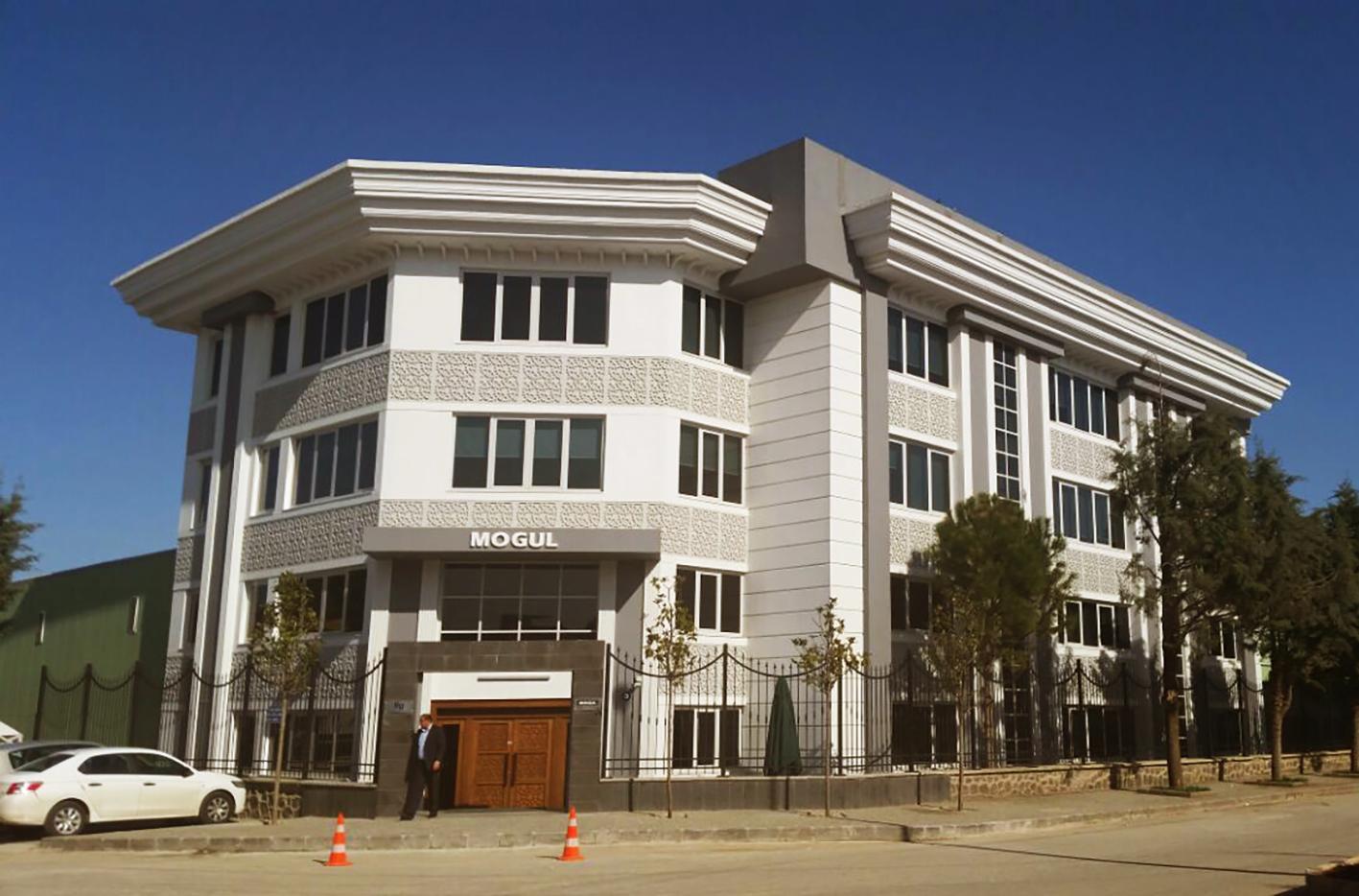 Mortekstil Fabrika Binası Gaziantep