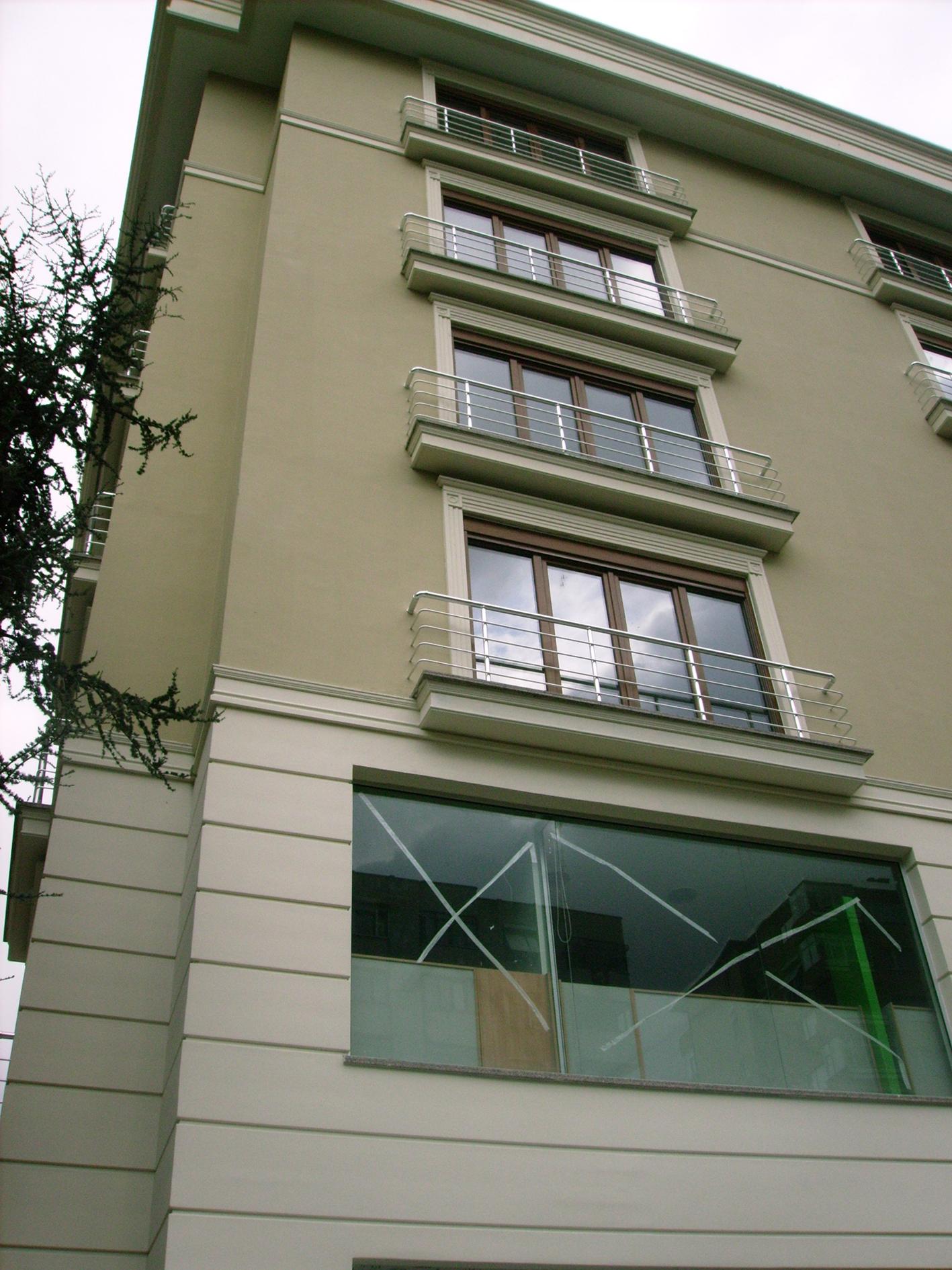 Atatürk Bulvarı Konut Projesi