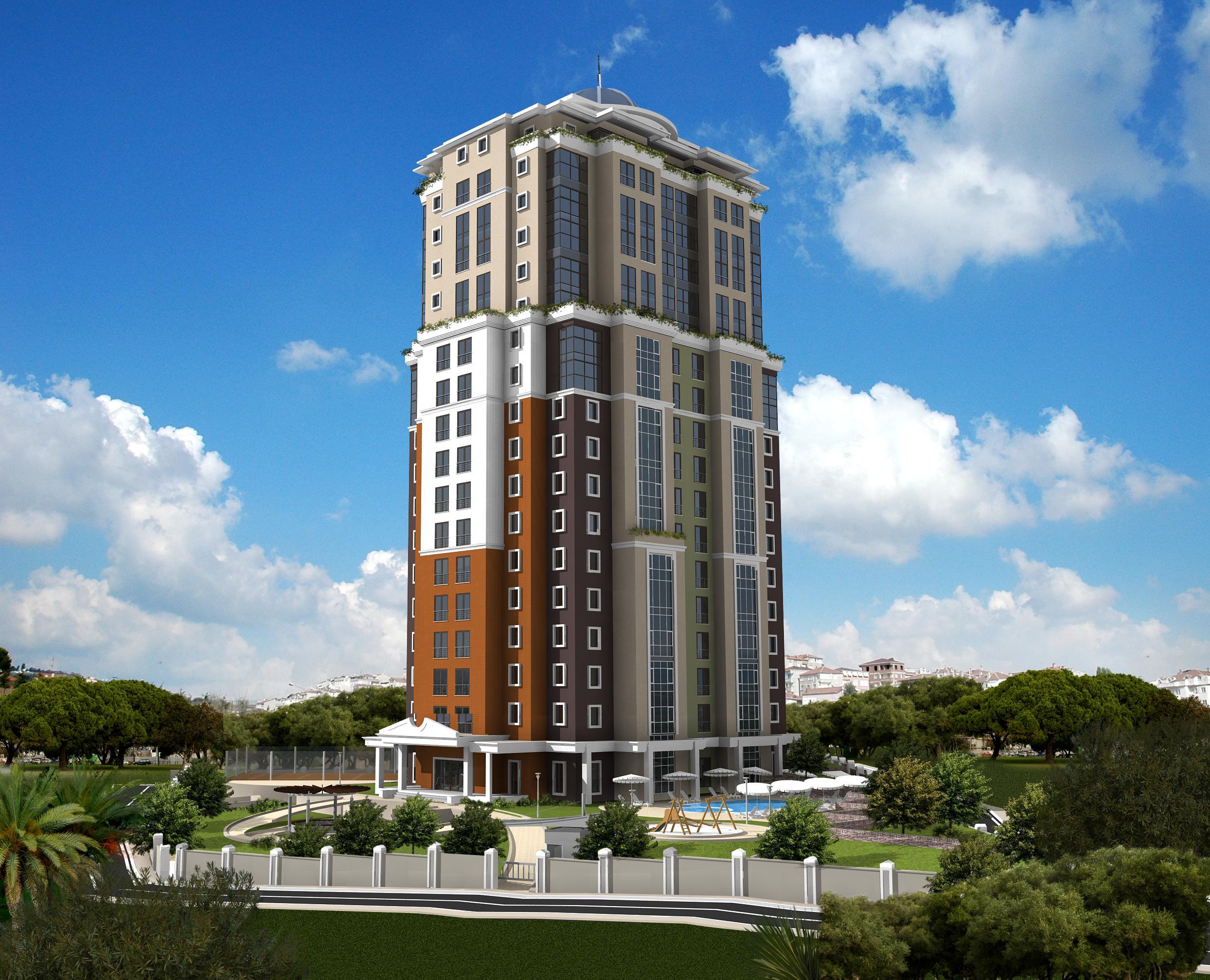 Mira Tower Ataşehir
