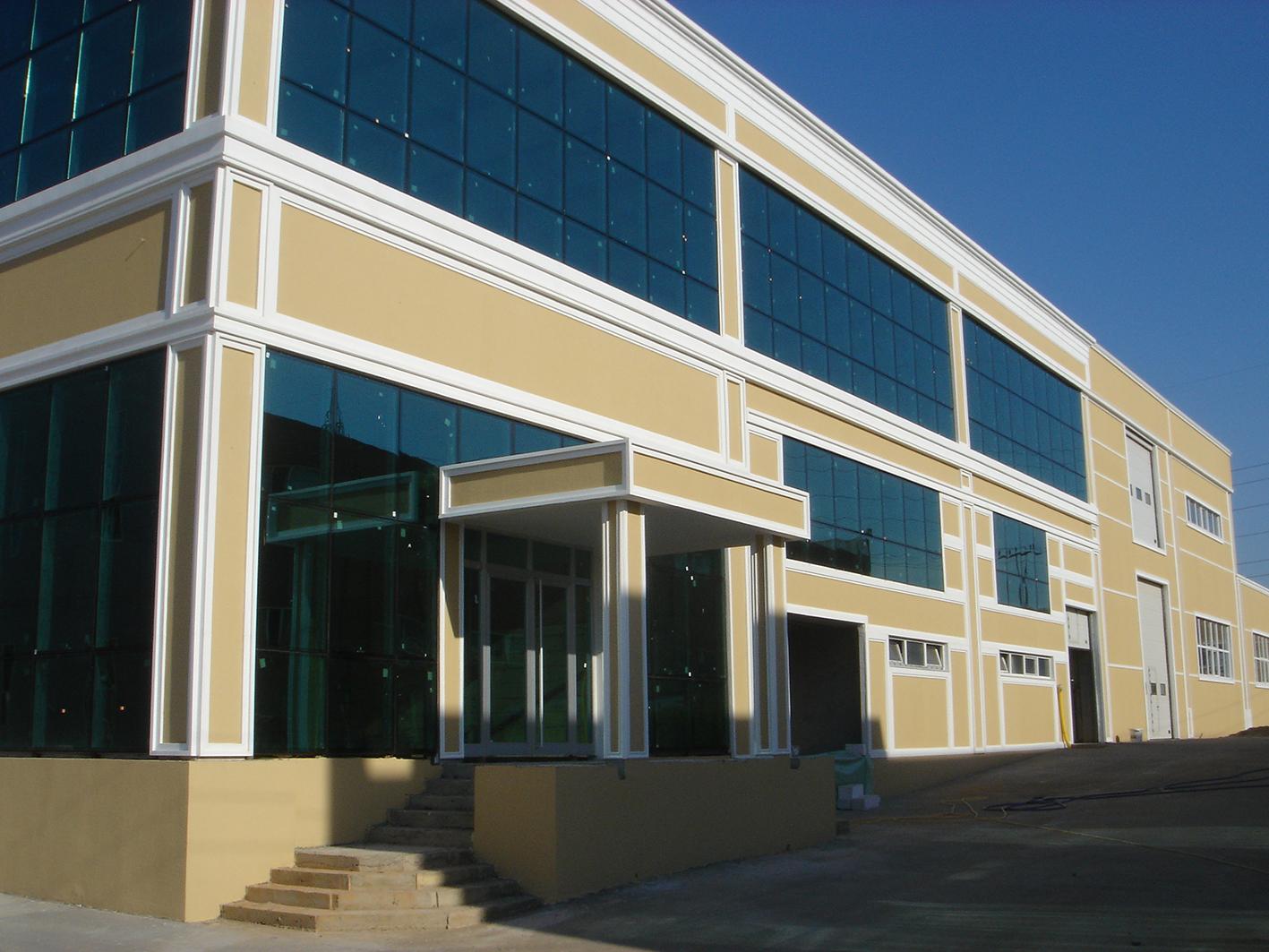 Tuzla Fabrikası Binası